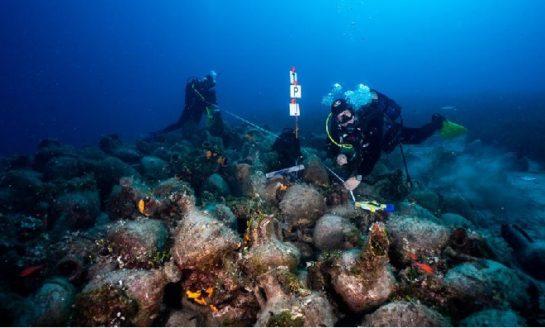 Grecja udostępnia kolejne starożytne wraki do nurkowania