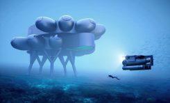 """Podwodna stacja badawcza """"Proteus"""" Fabiena Cousteau"""