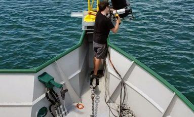 LiDAR zagląda w głąb oceanu