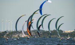 Pierwsze wyścigi w ramach Mistrzostw Europy w Kitesurfingu za nami!