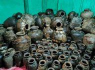 Aresztowano płetwonurka, który nielegalnie wydobył z wraku ceramikę pochodzącą z okresu od XV do XVII wieku