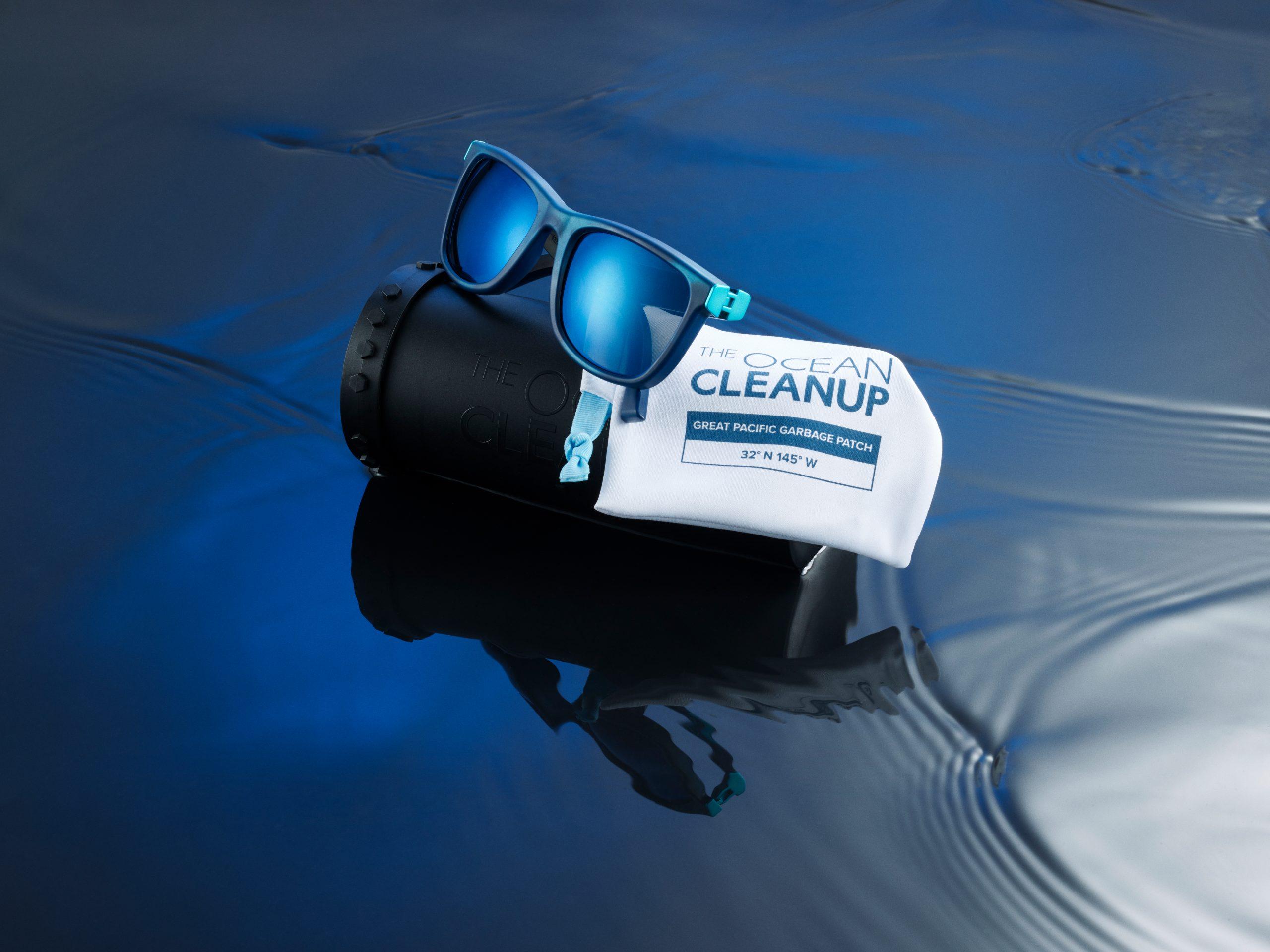 Pierwszy produkt wykonany z plastiku posiadającego certyfikat Great Pacific Garbage Patch od The Ocean Cleanup