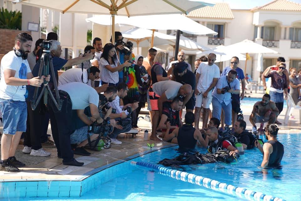 Nowy rekord w najdłuższym nurkowaniu pod wodą
