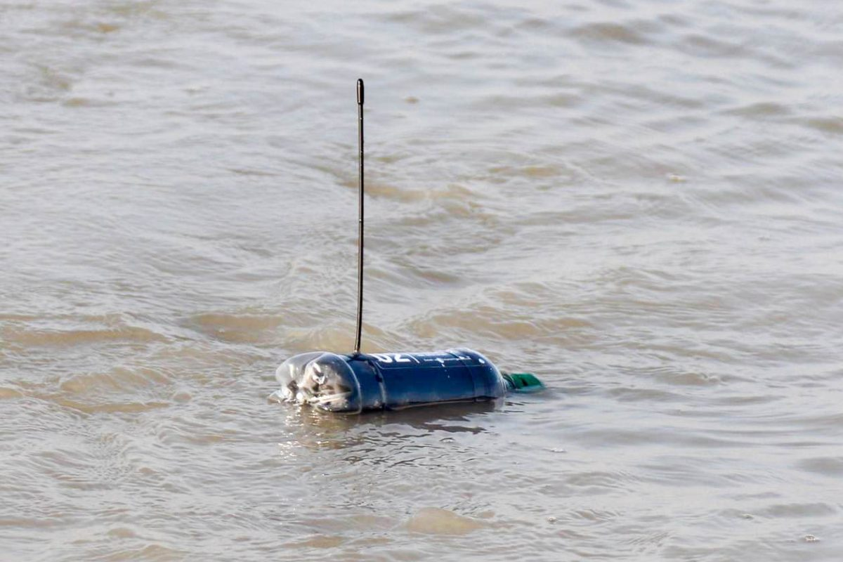 Badanie szlaków wodnych plastikowych odpadów podróżujących do oceanów