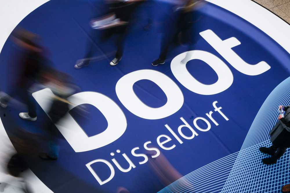 Targi Boot 2021 w Düsseldorfie