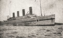 Dzwon okrętowy HMHS Britannic
