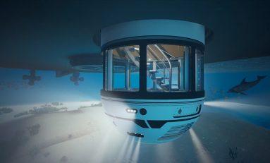Hydrosfera - nowy pomysł na zwiedzenie podwodnego świata