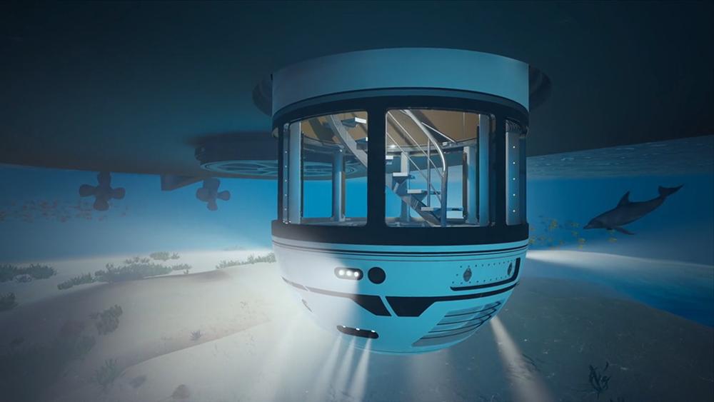 Hydrosfera – nowy pomysł na zwiedzenie podwodnego świata