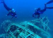Grecja udostępnia do nurkowania kolejne wraki