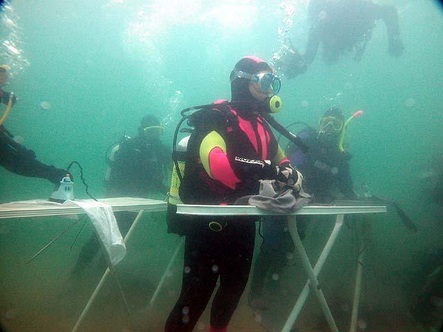 10 najciekawszych podwodnych rekordów zapisanych w księdze Guinnessa