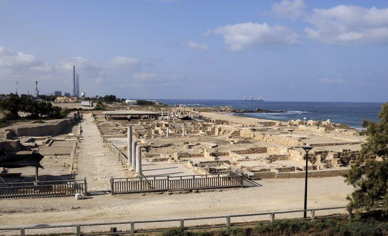 Starożytny port morski z I wieku p.n.e udostępniony do nurkowania
