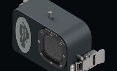 Obudowa podwodna do 1000 metrów dla GoPro HERO 9 Black