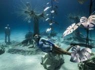 Podwodne muzeum sztuki na Cyprze