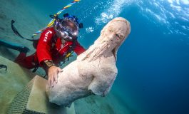Podwodna galeria sztuki w Marsylii uzupełnia kolekcję