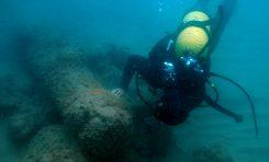 Podwodna archeologiczna mapa Andaluzji