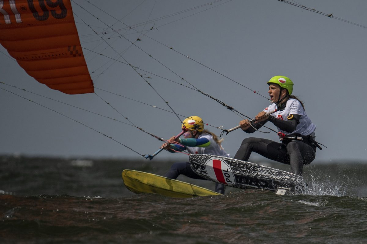 Puchar Polski w Kitesurfingu i Wingfoilu w Krynicy Morskiej za nami