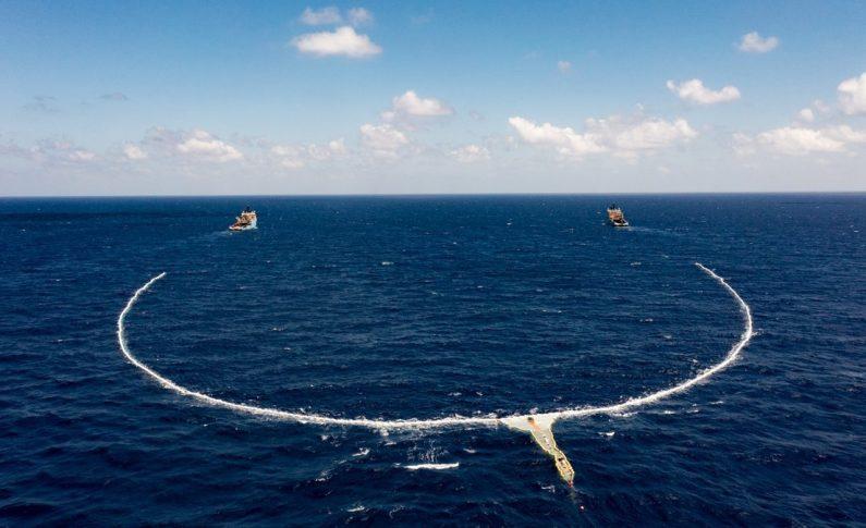 Fundamentalne zmiany w systemie Ocean Cleanup