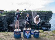 Padają kolejne rekordy w Cliff Divingu! Hunt i Iffland królują podczas 4. przystanku w Irlandii
