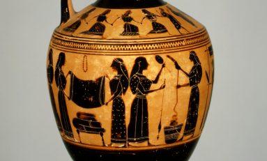 Grecka ceramika z VII wieku p.n.e. odzyskana z głębokości 780 metrów