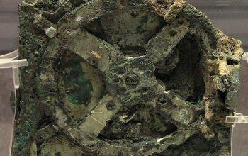 Mechanizm z Antikythery - nowa książka o historii kryjącej się za niesamowitym starożytnym mechanizmem