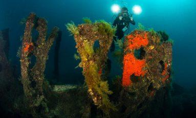 Otwarto Historyczny Park Podwodny Gallipoli